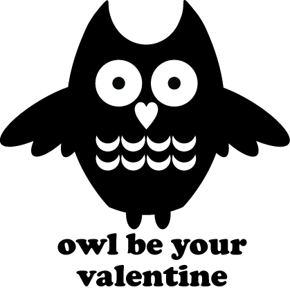 love006_Owl Be Your Valentine