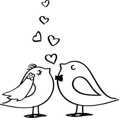 love011_Loving Birds