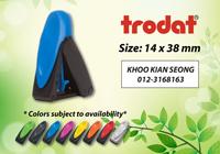 Trodat Mobile Printy 9411  Size: (14mm x 38mm)