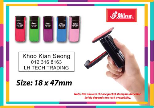 Shiny S723  Size: (18mm x 47mm)