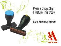 SS06 - CHOP & SIGN