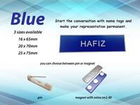 NT2575 BLUE (25mm x 75mm)